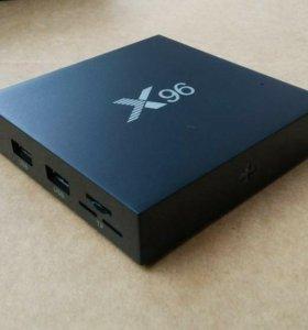 Андроид приставка x-96