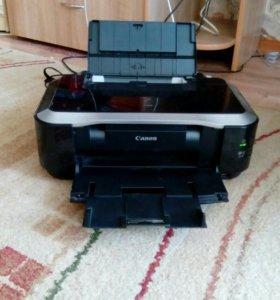 Принтер лазерный (без красок)