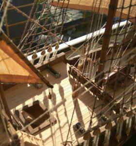 Модель корабля Санта Мария