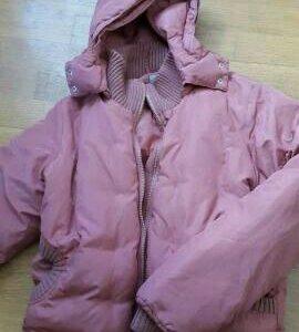 Куртка пуховик размер 46-48