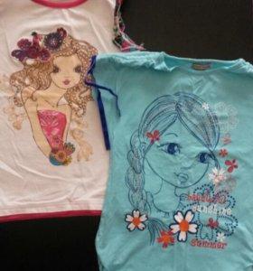 Блузы для девочки