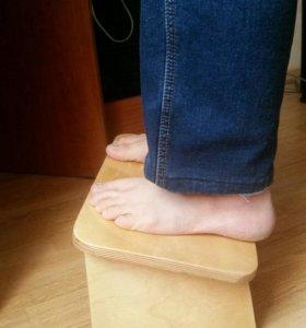 подставка для ног (для школы и офиса)