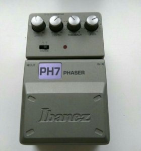 Педаль фейзер ibanez ph7