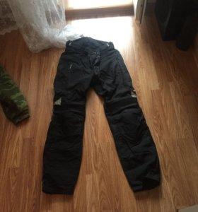 Мото штаны и боты