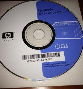 Драйвер для принтера HP Laserjet 1010 оригинал