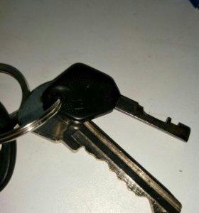 Ключи найдены нужен хозяин