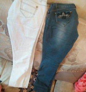 Женский джинсы