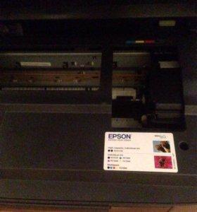 МФУ Epson Stylus TX210