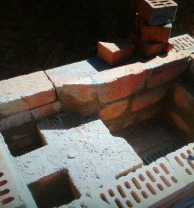 Кладка, ремонт, чистка каминов, печей, дымоходов