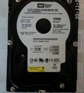 """3.5"""" HDD IDE WD Gaviar 80Gb"""