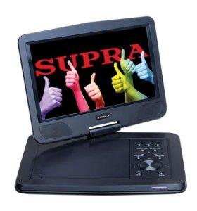 Портативный DVD-плеер Supra SDTV-1024UT
