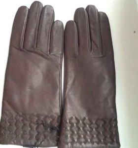 Перчатки женские новые