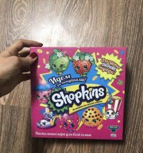Настольная игра Shopkins