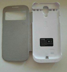 Чехол-аккумулятор для Samsung galaxy s4