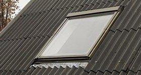 Мансардное окно в крышу VELUX