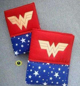 Блокнот~скетчбук WonderWoman
