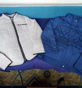 Куртки 48-50 размера