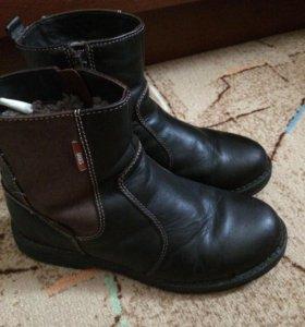 Зимняя Обувь на мальчика