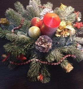 Рождественские композиции