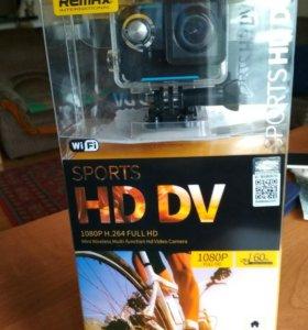Экшн камера Remax sd01