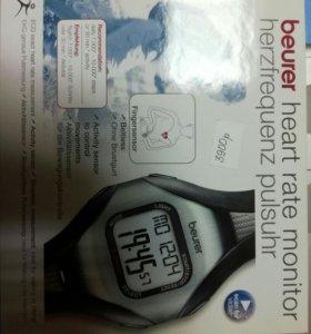 Часы пульсометр