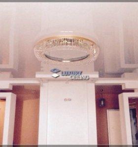Натяжные потолки Luxury ceiling