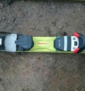 Горные лыжи Nordica freeride