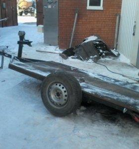 Прицеп для багги/снегохода/квадроцикла