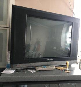 Телевизор рабочий !!!