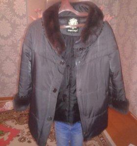 Куртка, и шуба