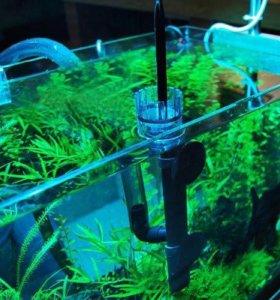 Скиммер (пенник) поверхностный для аквариума