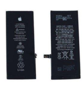 Батарея на iPhone 7 (с заменой)