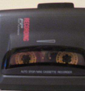 Panasonic mod. RQ-L307 пит. 3 V