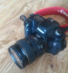 Фотоаппарат canon 5d+объектив28-135