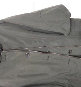куртка на подкладе