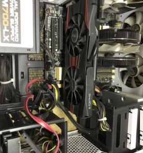 Игровой компьютер с GTX970 ASUS и SSD