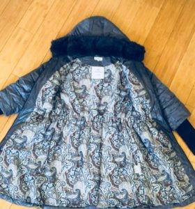 Зимняя куртка/пальто для беременных.