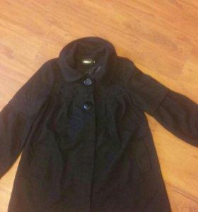 Пальто для беременных 42-46р.