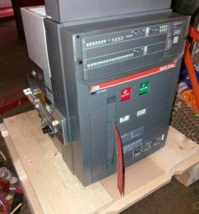 Автоматы ABB sace Emax E2B 2000 A PR121/P