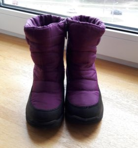 Финские ботинки.