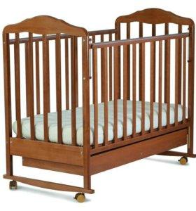 Детская кроватка 1558