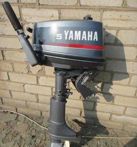 лодочный мотор ЯМАХА-5