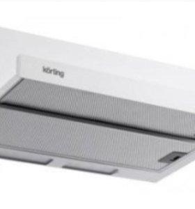 Кухонная вытяжка korting khp 6610 gw