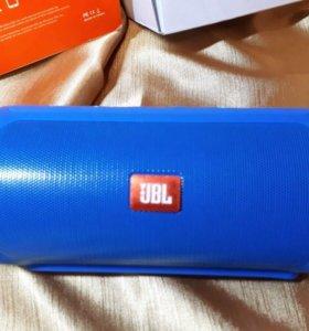 Портативная колонка JBJ 2, цвет синий 15W