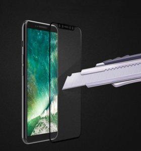 iPhone X стекло