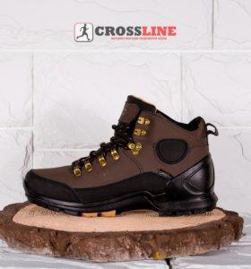 Ботинки Ecco Biom Yak brown Арт. 702002
