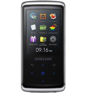 Медиаплеер Samsung YP-Q2 8 Gb