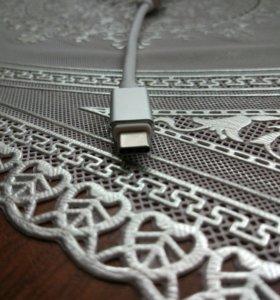 OTG кабель USB Type-C to USB