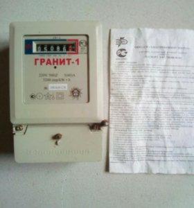 Электросчетчик Гранит 1