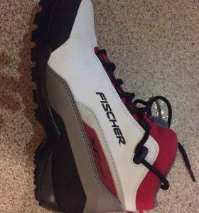 Ботинки лыжные размер38